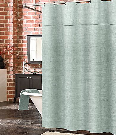 Southern Living Camden Linen Shower Curtain Dillards Modern