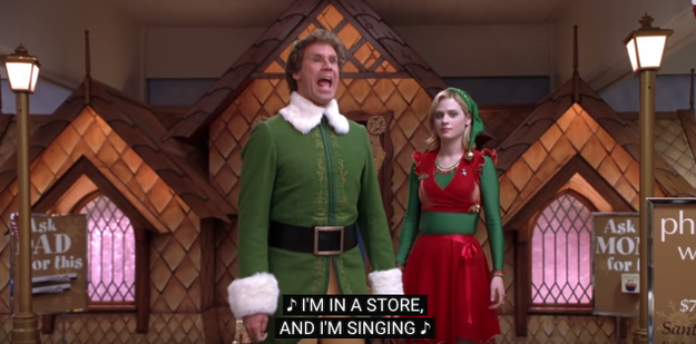 """26 Hilarious """"Elf"""" Quotes That'll Make You Laugh Every"""