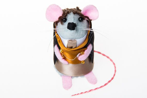 Paul McGann Doctor Who Mouse ornament artisan felt rat hamster mice cute gift for doctor who fan or dr who collector by The House of Mouse #mouse #mice #rat #rodent #Cute #animal #adorable #ornament #collectable #etsy #etsyseller #etsystore #etsyshop #handmade #artisan #art  #funny #humour #fun #thehouseofmouse #houseofmouse #gift #doctorwho #drwho #thedoctor #bbc #scifi #fantasy #paulmcgann