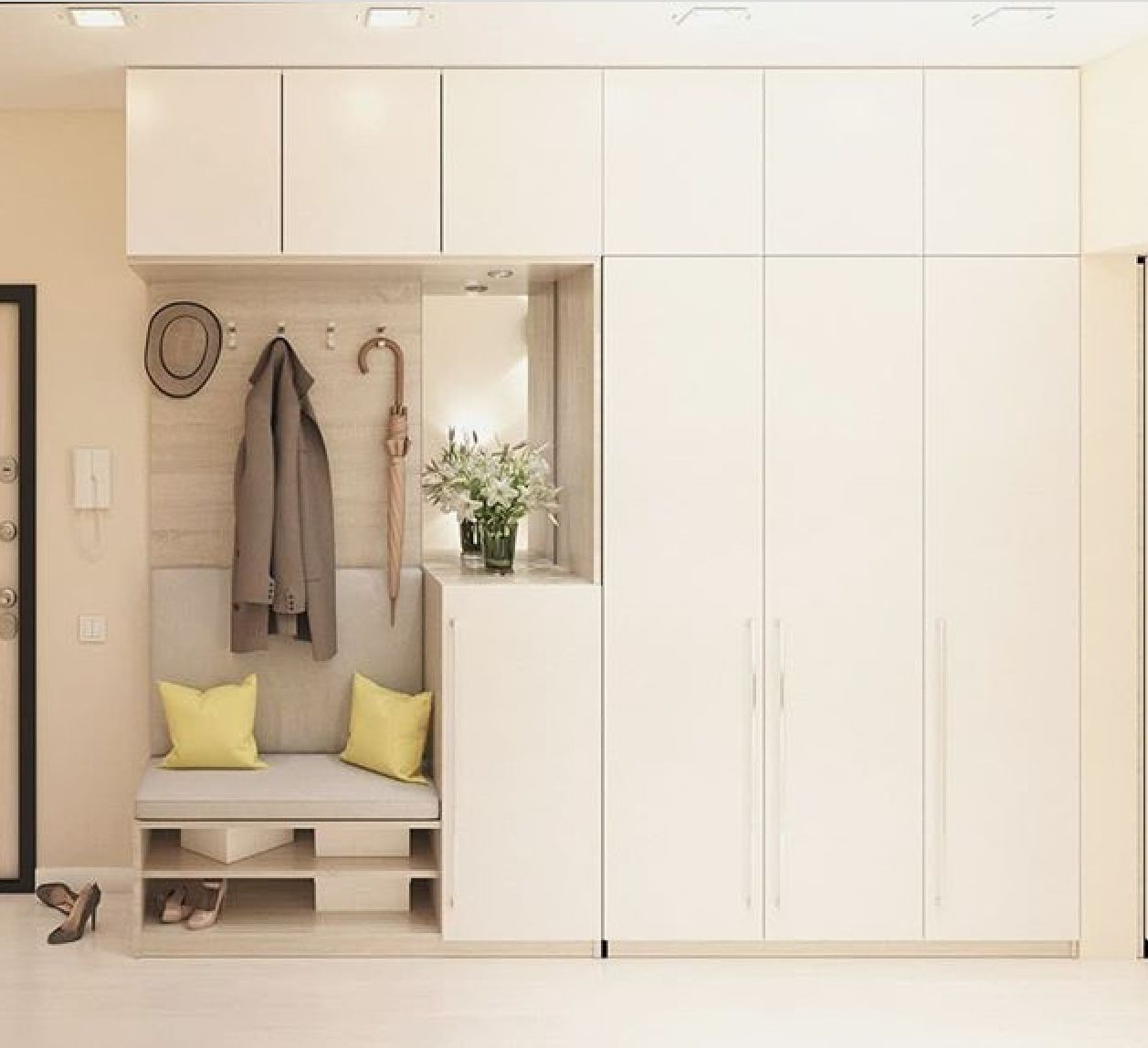 Home Design Ideas Hong Kong: Closet Bedroom, Home Decor