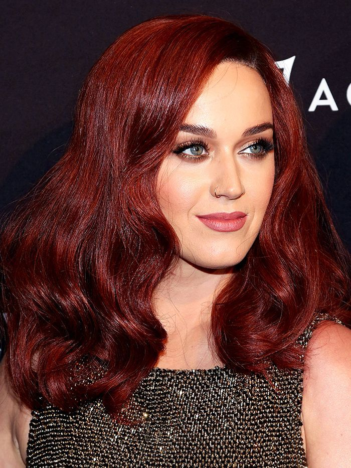 15 Stunning Dark Red Hair Colors Were Tempted To Try Dark Red