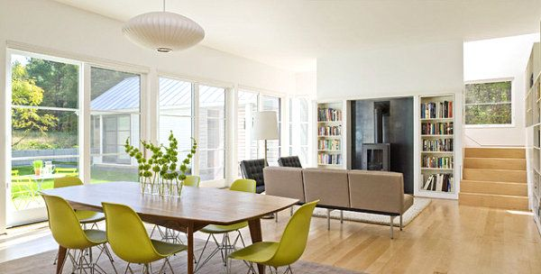 10 Iconic Modern Furnishings That Never Go Out Of Style. Eames ChairsDining  ...