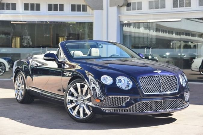 Best 2018 Bentley Continental Gt W12