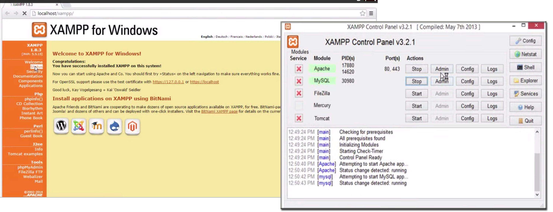 Create virtual host in xampp seed cyber solutions web