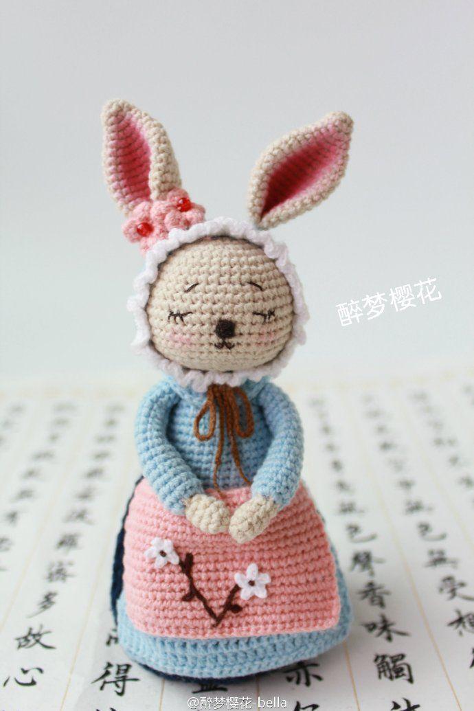 Pin de Simone ♥ en # AMiGUrUMi # | Pinterest | Patrones amigurumi ...