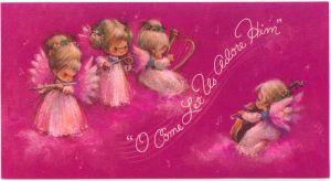 1973 Christmas card 1