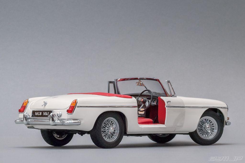 1/18 MGB - Das Frauenauto (der Oldie Scene) :) - Modelcarforum