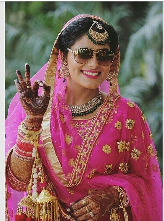 Pin de Nidhi Panesar en Punjabi bride | Pinterest | Hindus
