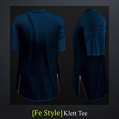 FE STYLE -  KLETT TEE // FHM2 #14