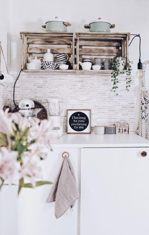 DIY Regale ganz einfach selber bauen Pinterest - küchenregal selber bauen