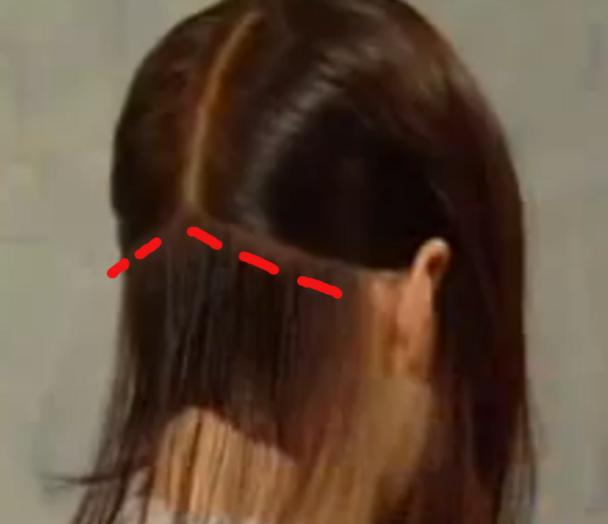 Cut the back of a bob haircut haircuts bobs and cosmetology cut the back of a bob haircut urmus Choice Image