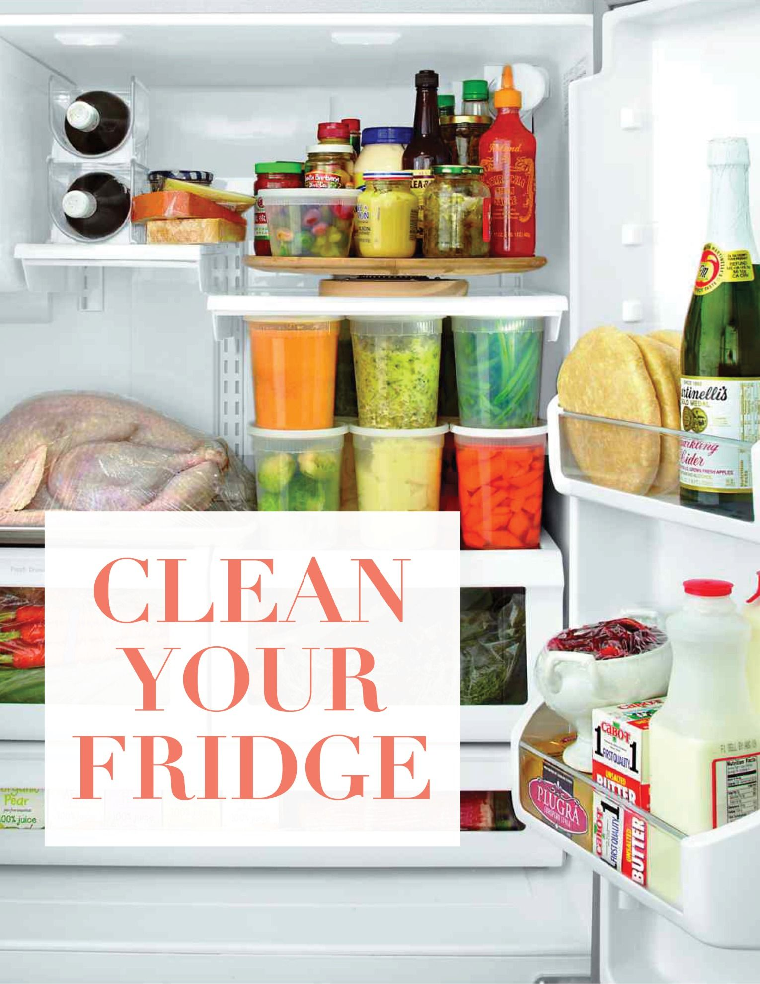 Clean Your Fridge | Martha Stewart Living - The refrigerator is one of the hardest working appliances in your home -- and one that often takes a beating. It's subject to spills, varied odors, and overcrowding, and it's the one appliance that never gets a rest. A clean refrigerator promises to keep food fresher, so do your best to maintain the cleanliness of this kitchen workhorse.