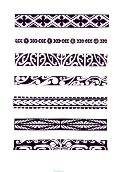 Especial tribales maories Fotos de Tatuajes tattoos by abiz