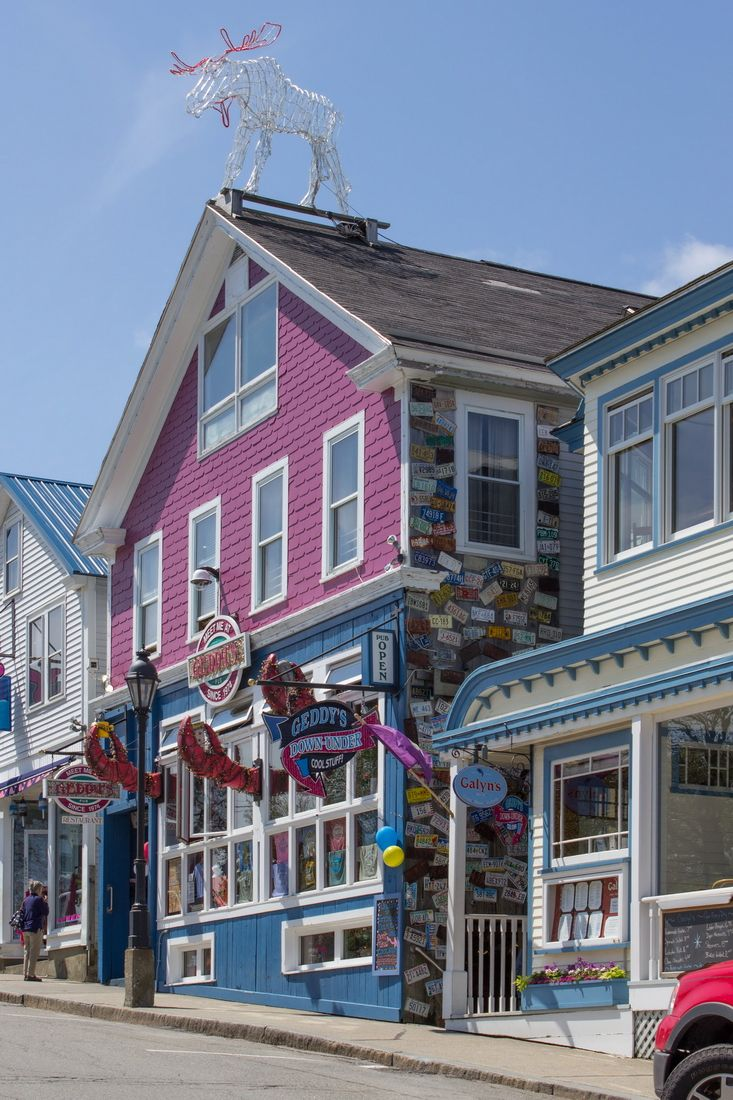 Bar Harbor. Lobster every day   Favorite Places & Spaces   Maine new england, Bar harbor maine ...