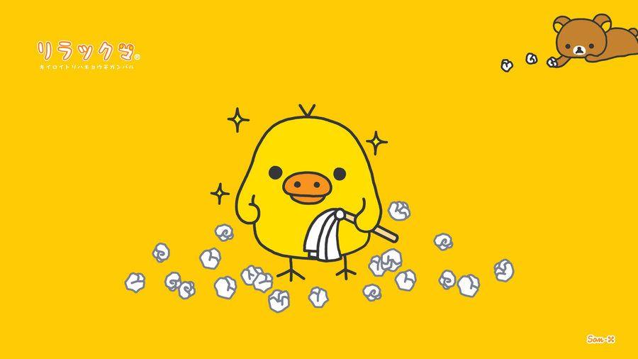 Rilakkuma Wallpaper 1920x1080 kawaii!! Pinterest