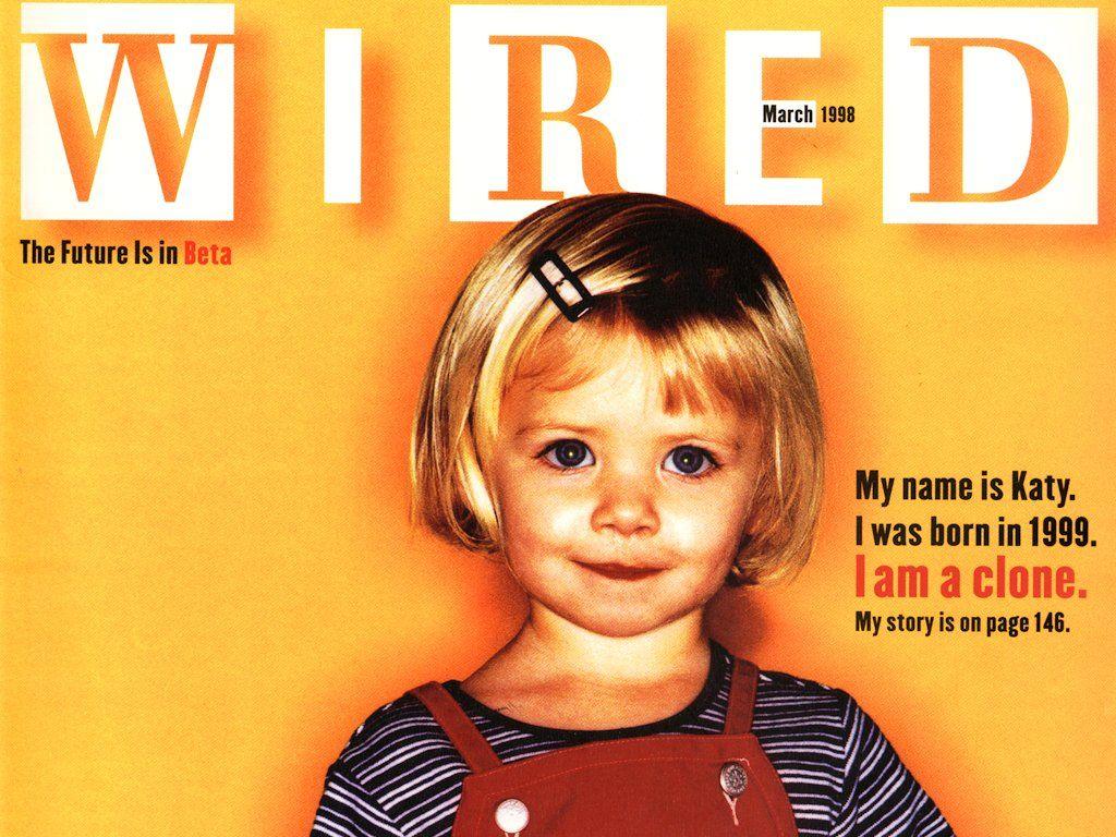 wired magazine cover | magazine design and inspiration | Pinterest