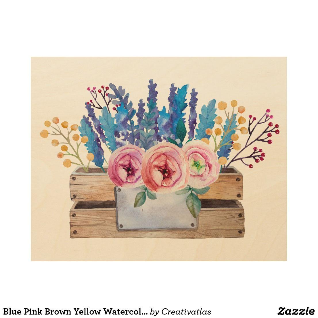 Wood print wall art home decor ideas gifts housewarming for