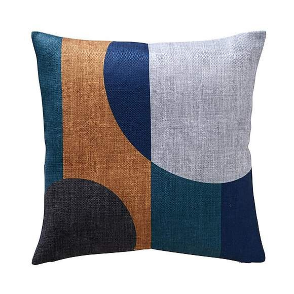 Crewel Steps Pillow Cover in 2020