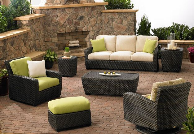 Wicker Furniture Warehouse Contemporary Outdoor