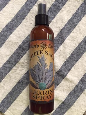 Sage Clearing Spray