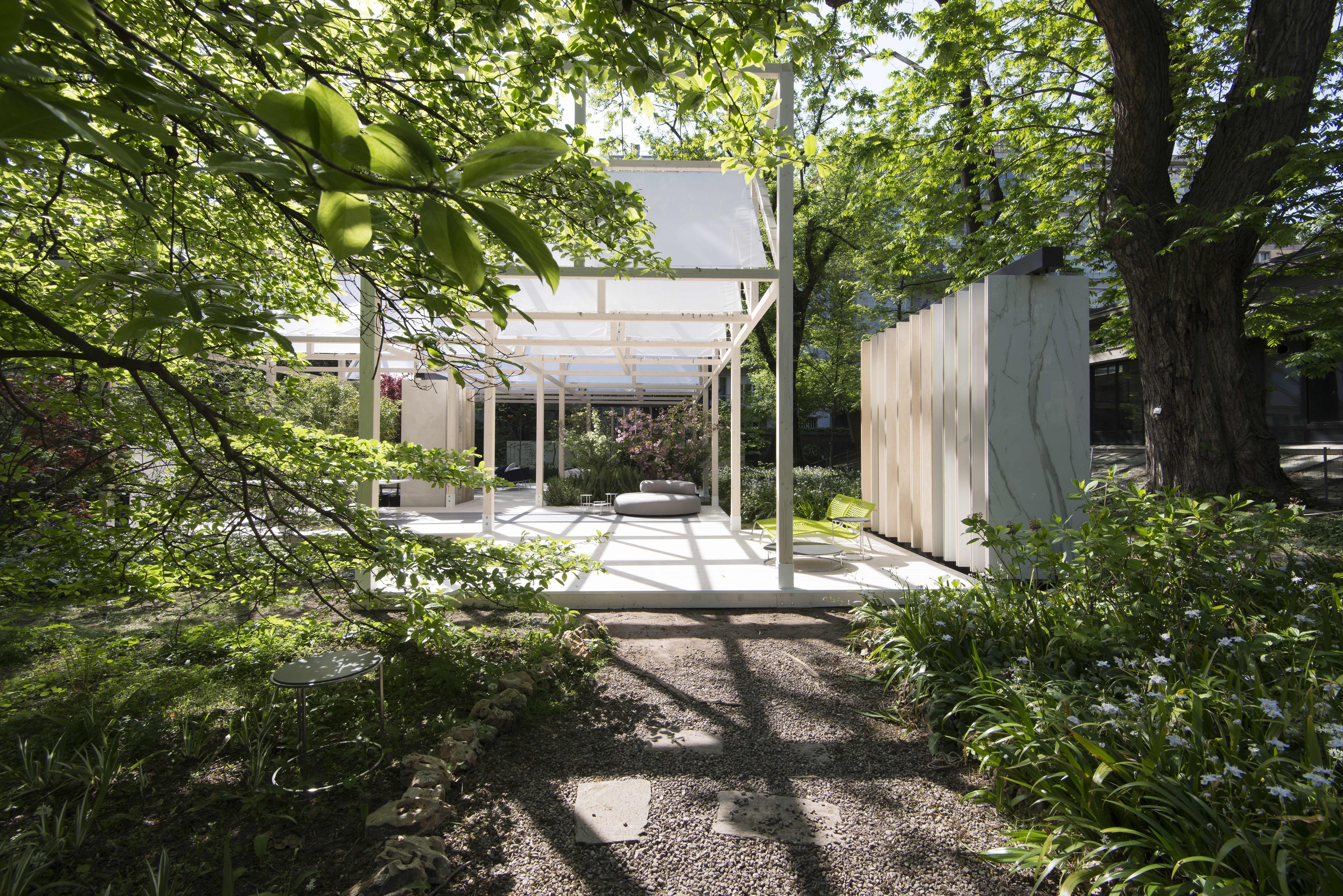 Architetto Di Giardini giardino geometrico | divani, geometrico, giardino