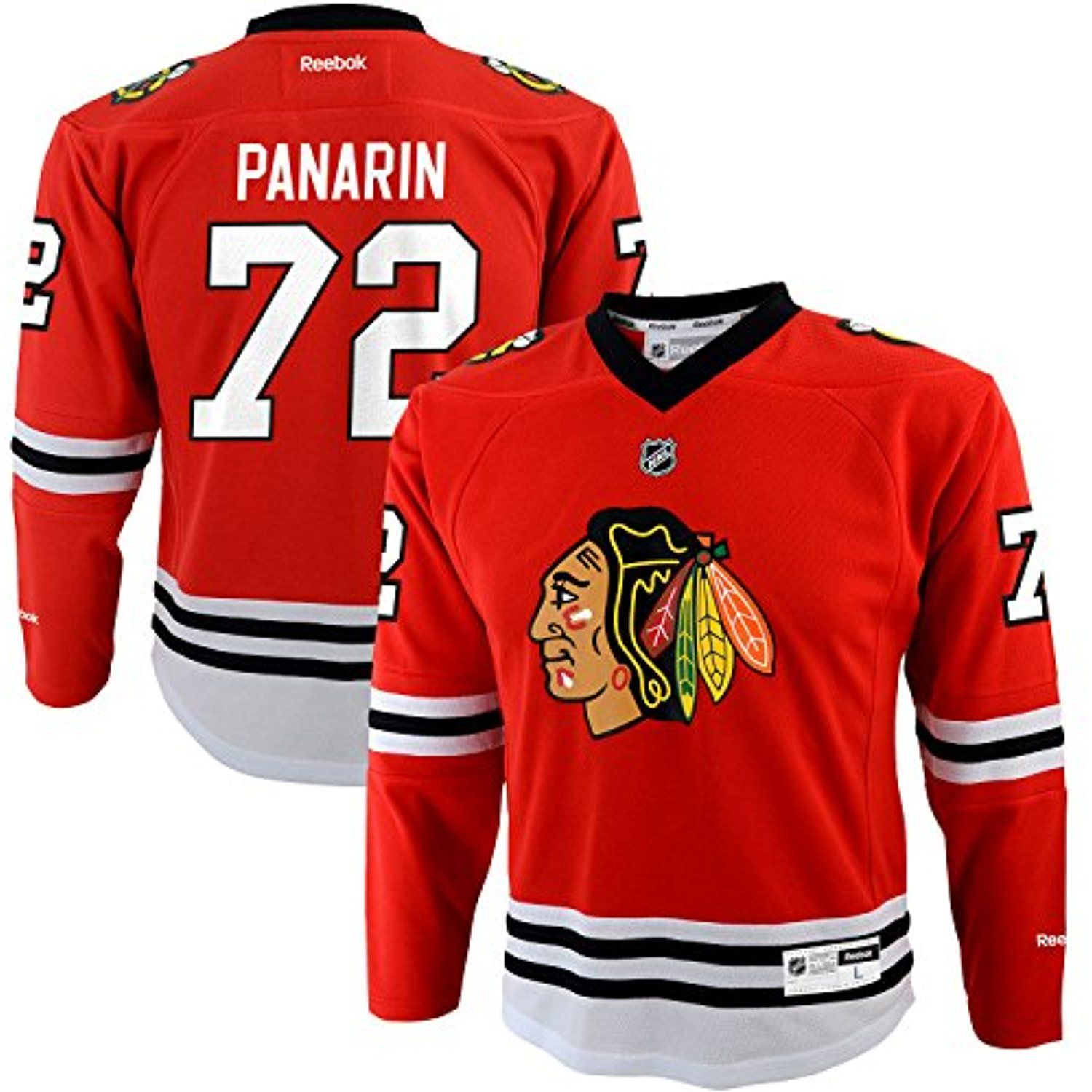 Artemi Panarin Chicago Blackhawks Red Youth Replica Jersey   Check this  awesome product by going to 69c2d9f41