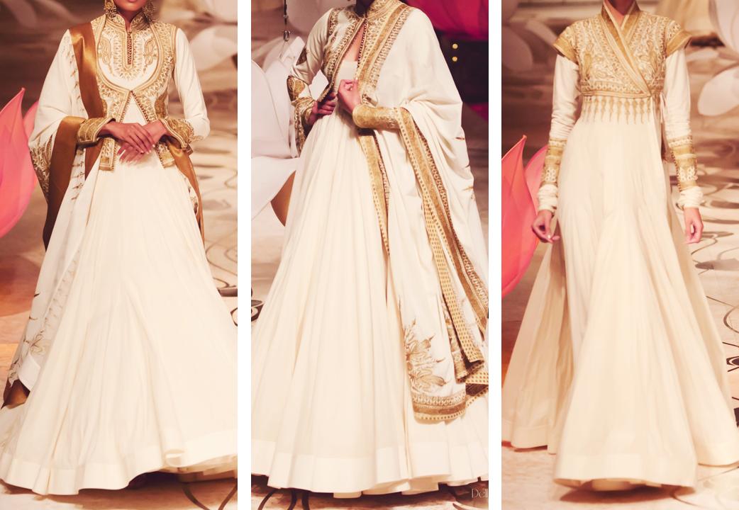 Mainly Reblogs   ↳ rohit bal india bridal fashion week 2013 | PART 1: ladieswear
