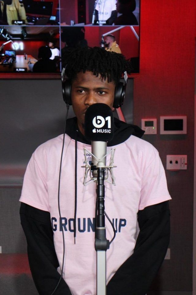 Kwesi Arthur sets another record the first