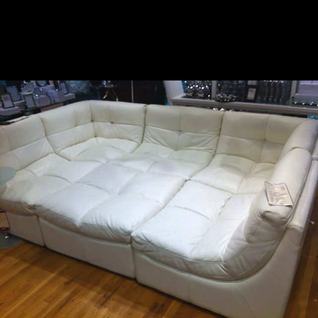 Giant Snuggle Couch For Snuggling
