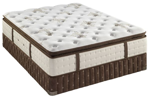 Stearns And Foster Lily Rose 14 5 Luxury Plush Pillow Top Stearns And Foster Mattress Mattress Pillow Top Mattress