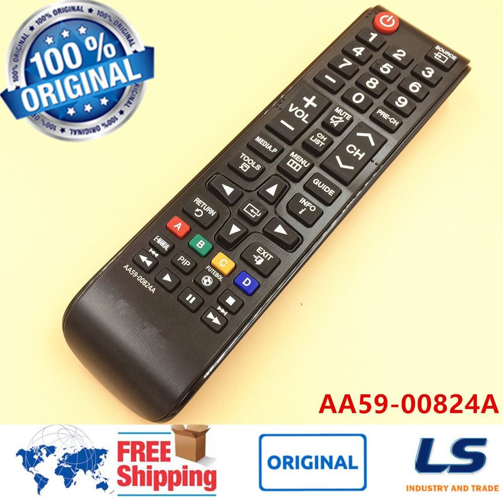 ORIGINAL TV Remote Control AA59-00824A For Samsung 3D LCD LED PLASMA ...