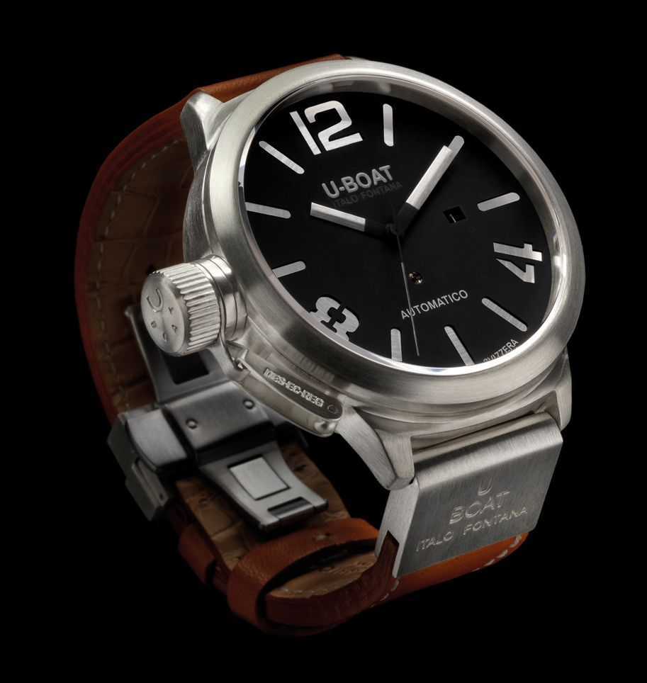 U Boat - AMAZING... Clean looking watch...amazing quality... what an iconic timepiece.