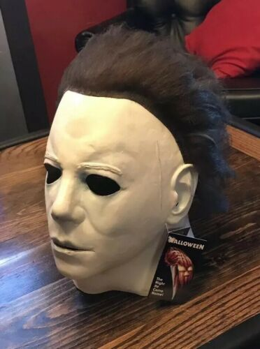 Details about Halloween Michael Myers Mask 1978 by Trick