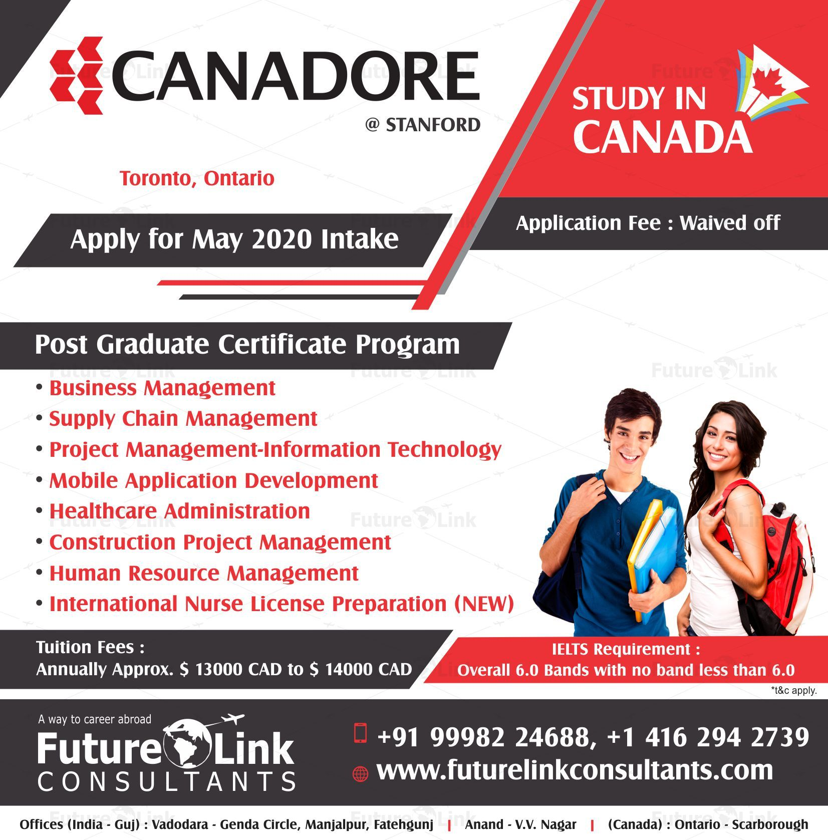 Study In Canada At Canadore College Toronto Ontario And Open Doors For Opportunities Healthcare Administration Nursing Study Nursing License