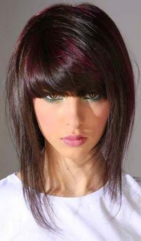 Coupe cheveux mi long dégradé 2015 Photo coiffure