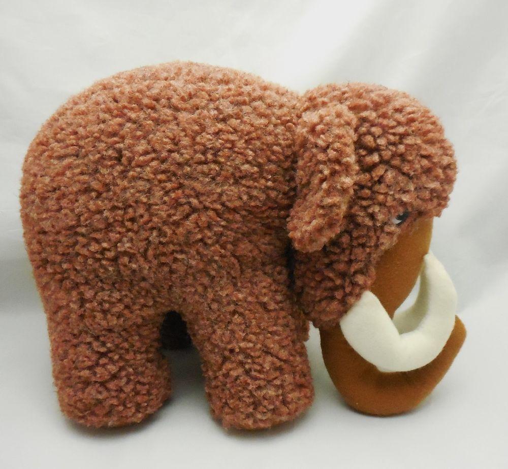 Sugar Loaf Woolly Mammoth Plush Stuffed Animal Crane Claw Machine