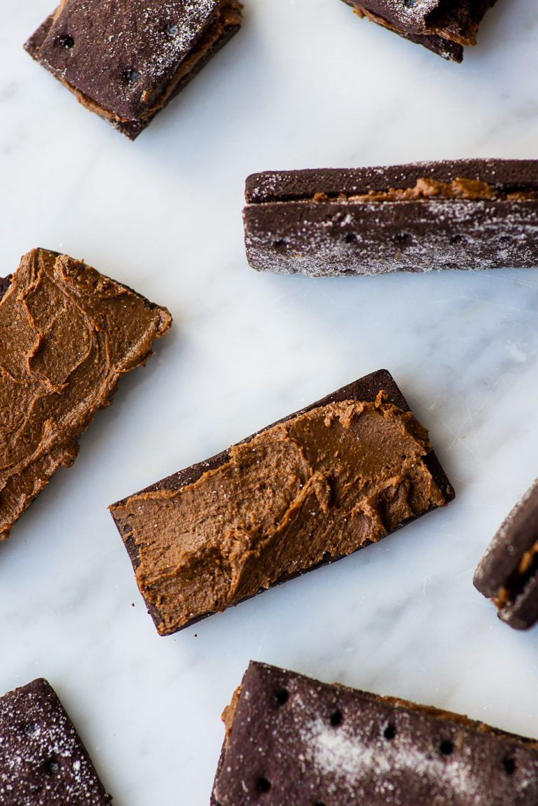 How to make chocolate Bourbon biscuits at home Recette