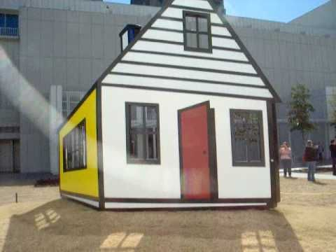 A Roy Lichtenstein house in Atlanta\'s museum of modern art ...