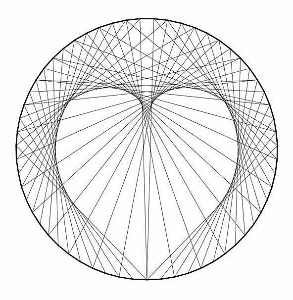 Mandala 390 Mandala Coloring Pages String Art String