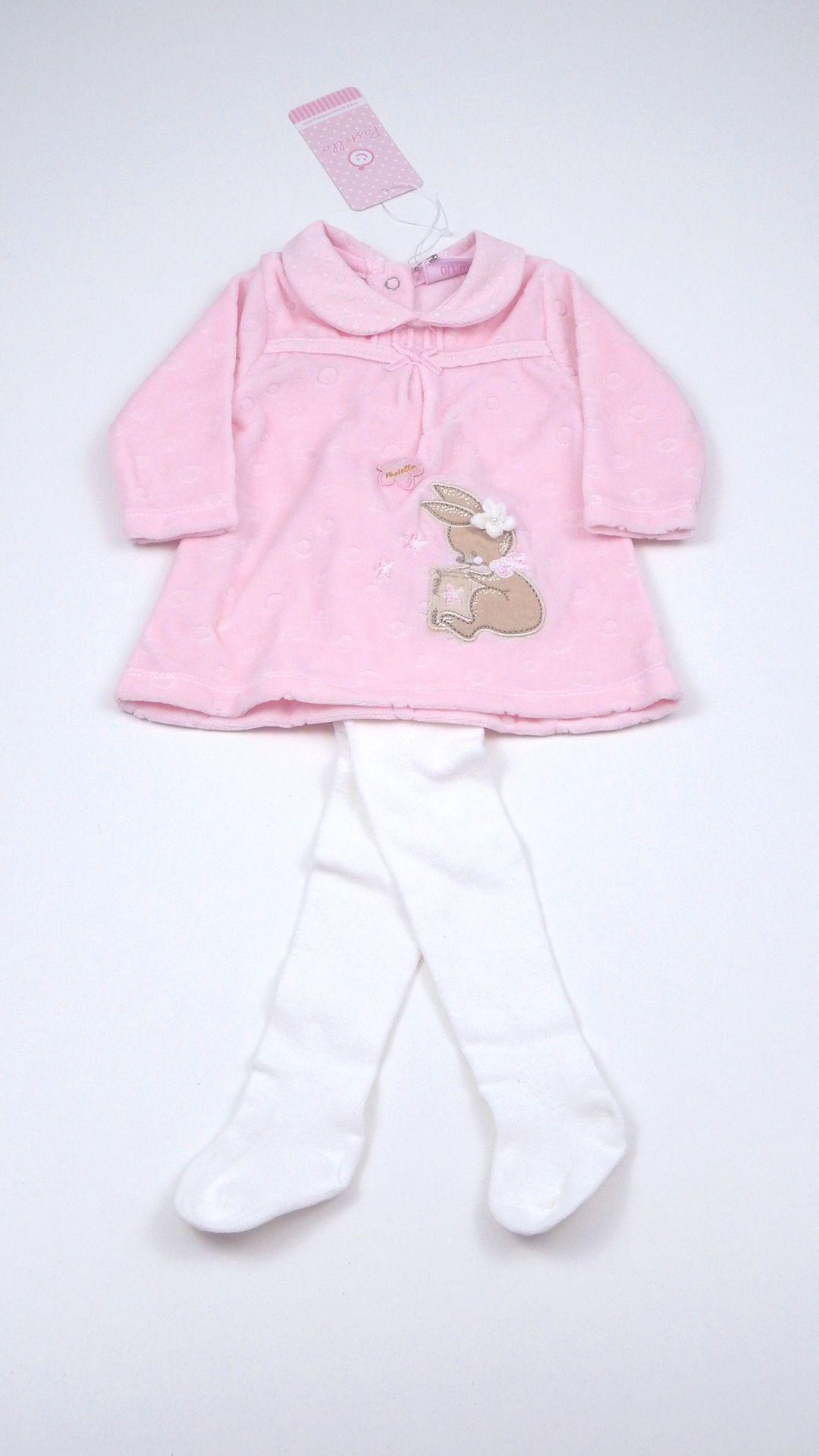 Abito Neonata Pastello - Abbigliamento Neonati Bolle di Sapone ... 4ecabc88b7b