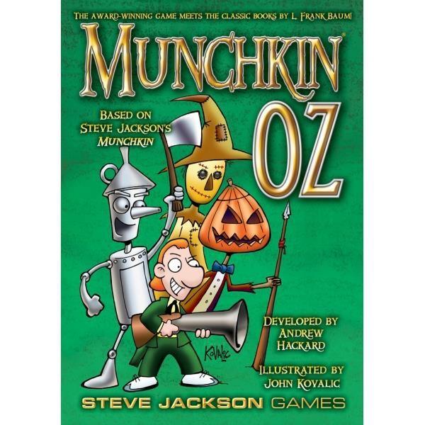 Munchkin Oz http://ift.tt/2dydn8a   #tradingcards #tradingcard ...