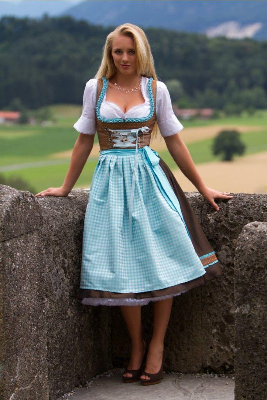 f8816ab7d940c3 Melega Designer Dirndl Brenda Trachteria - Oktoberfest Trachten by  www.Bembeltown.com #dirndl #trachten #oktoberfest #fashion #mode #trend  #wiesn ...