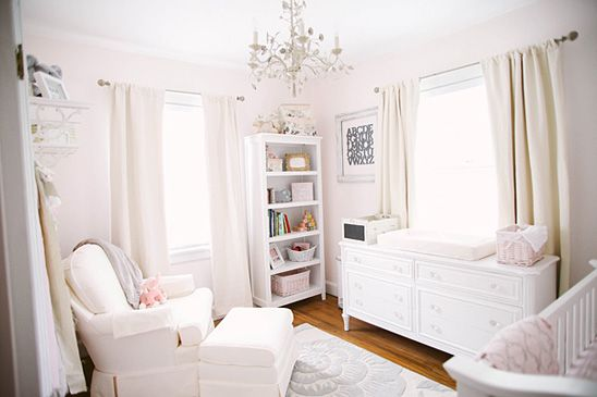 25 Soft And Subtle Baby Girl Nursery Ideas Girl Room Baby Girls