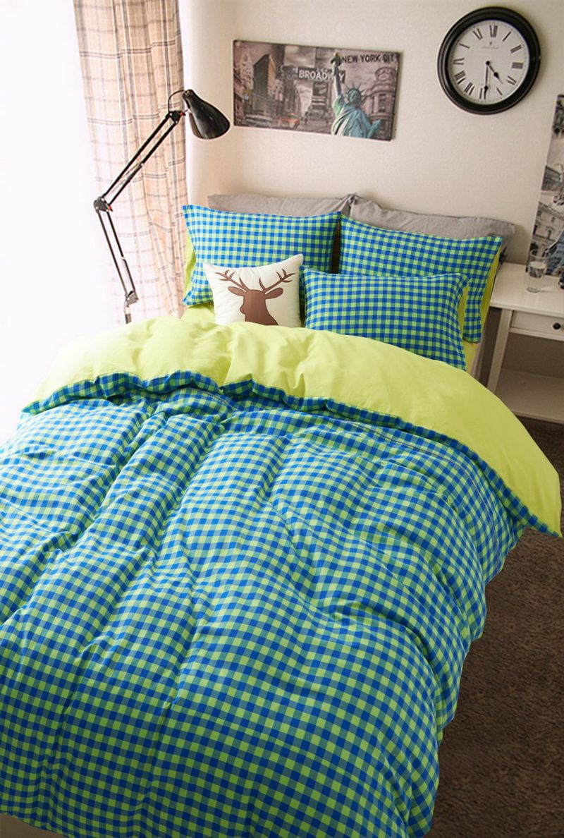 Anthony Blue Bedding Scandinavian Design Bedding Teen Bedding Kids Bedding Part 32