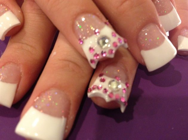 Princess Nails! by paigealan - Nail Art Gallery nailartgallery.nailsmag.com  by Nails - Princess Nails! By Paigealan - Nail Art Gallery Nailartgallery