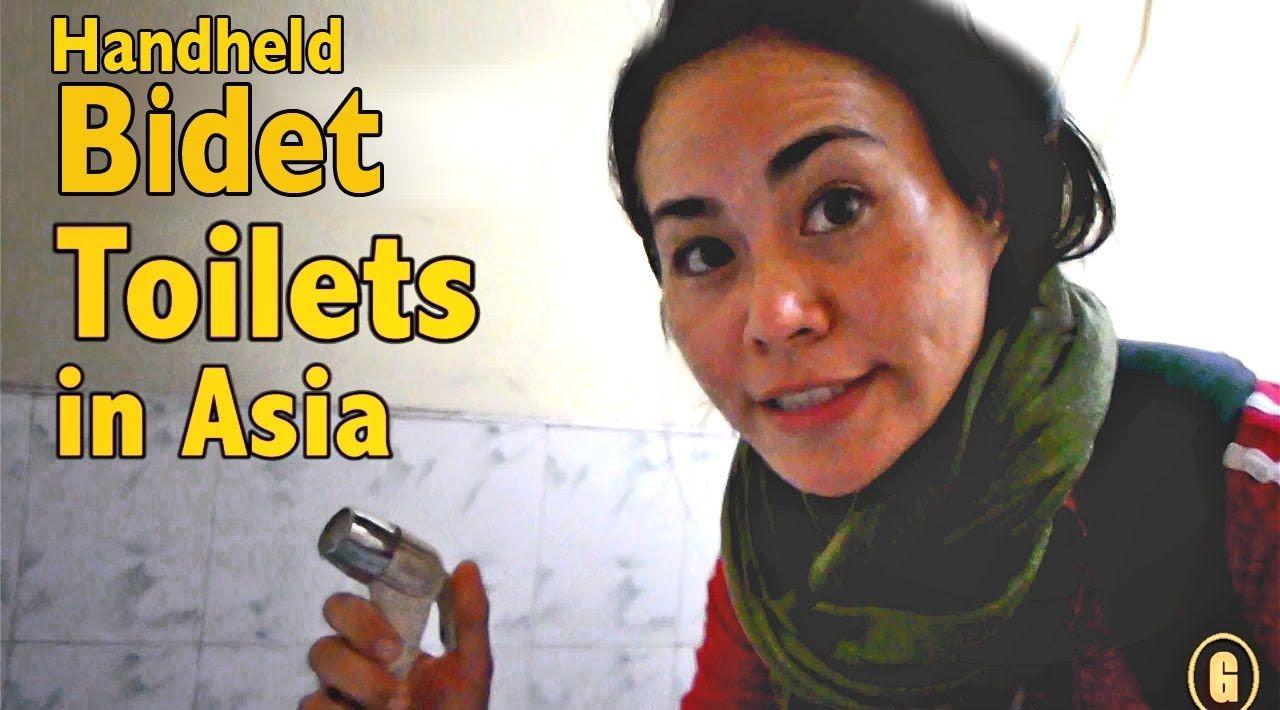 Travel Tips Bidet Sprayer Toilets In Thailand Part 2 3 For More
