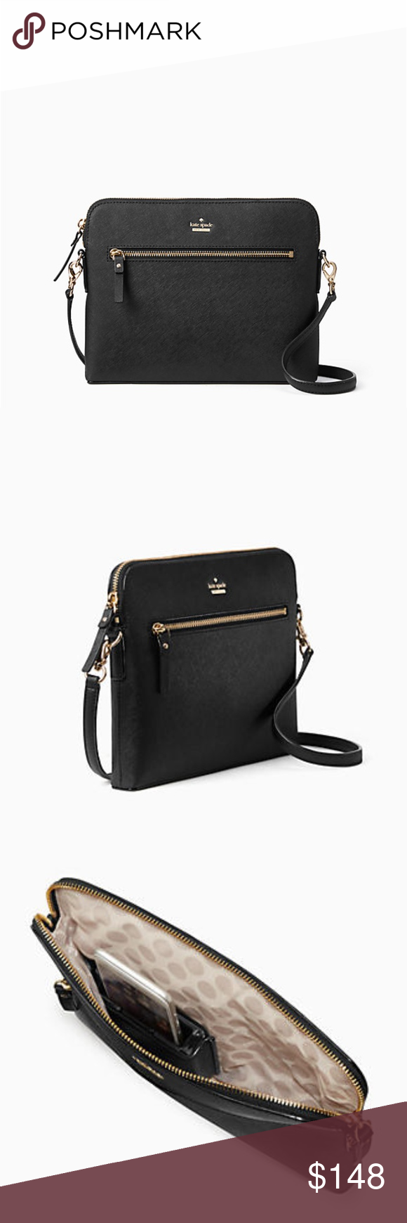 dd14381a77c1 NEW Kate Spade Phone Charging Everpurse X Zana This purse gives you all the  power!