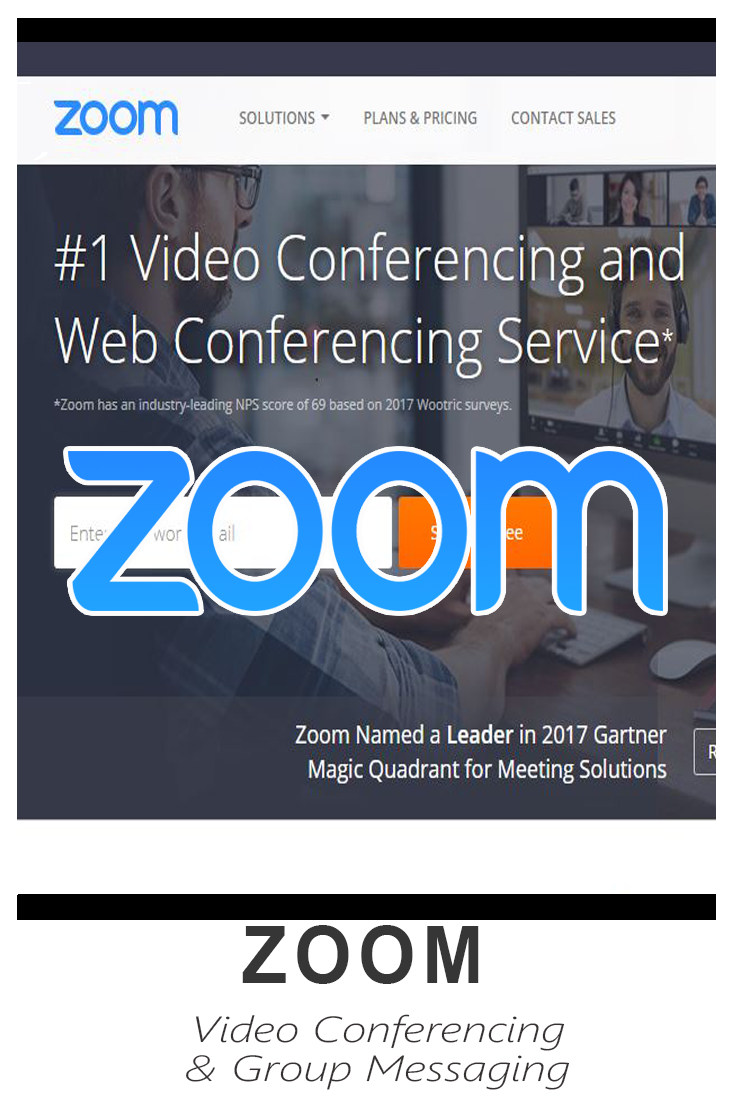 Zoom Video Conferencing; An alternative to Skype or even