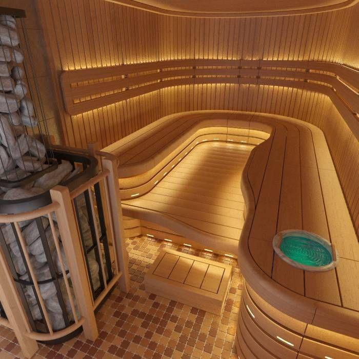 Alberca ba o turco ba os y saunas - Bano turco en casa ...