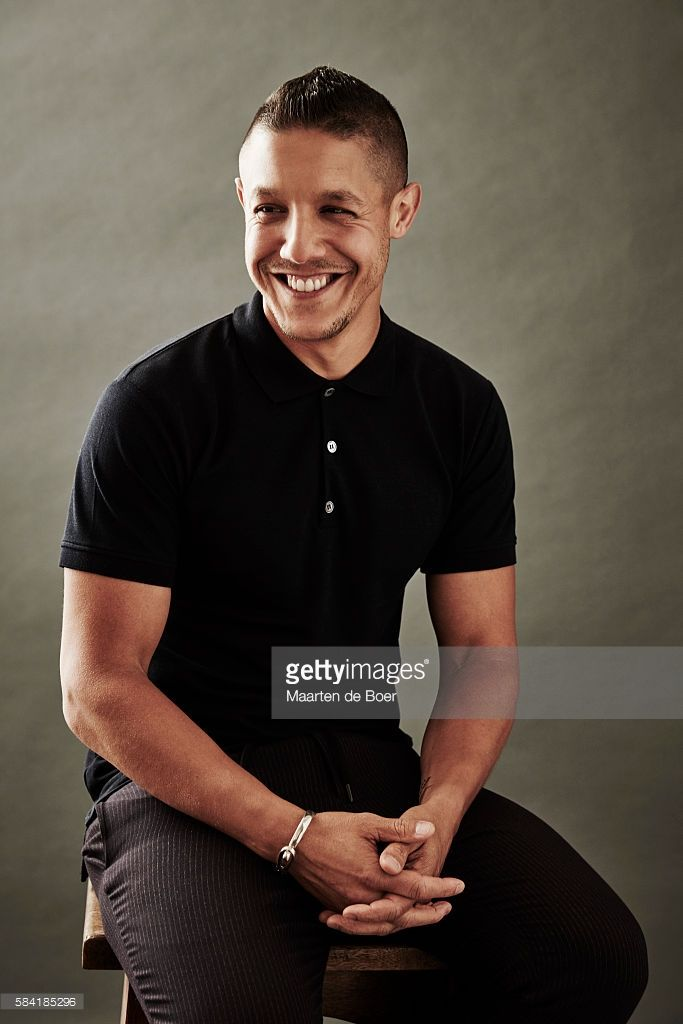 Summer Tcas Getty Images Portrait Studio For Luke Cage Netflix Theo Rossi Charlie Sons Of Anarchy Luke Cage